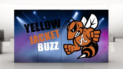 The Yellow Jacket Buzz #1 2015