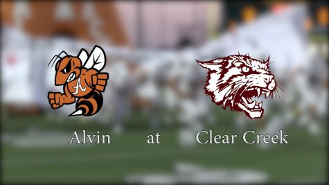 Alvin Yellow Jackets at Clear Creek Wildcats Highlights