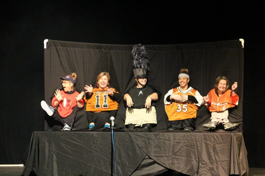 Teachers Battle for 2017 Lip Sync Title