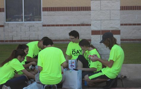 "Rho Kappa and AcDec give back on ""The Day"""