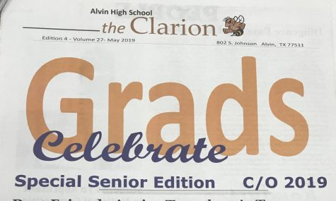 The Clarion,  Edition 3 now available