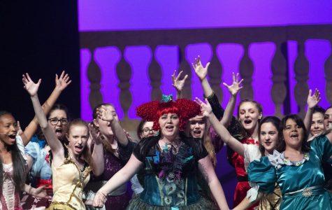 Cinderella Performance Astounds Crowds