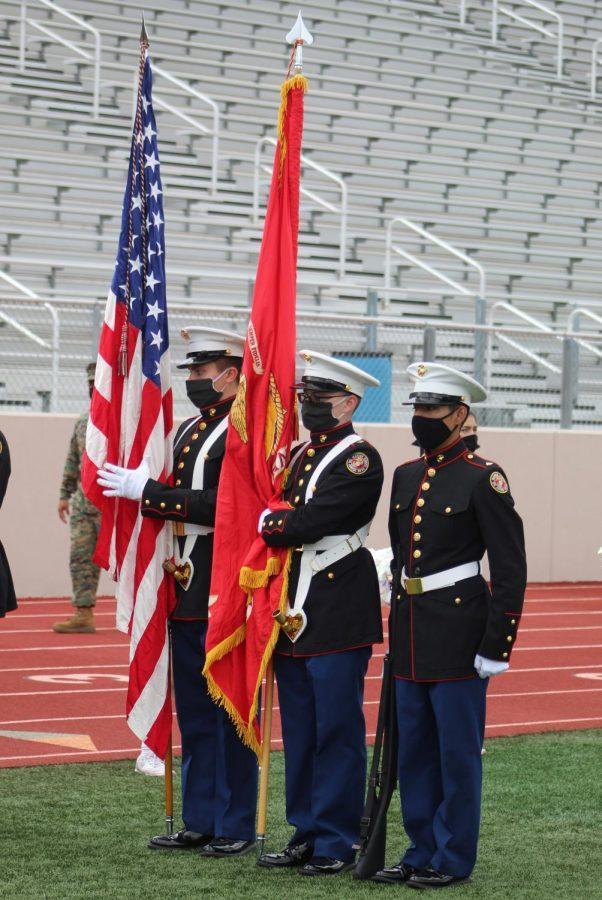 Celebrating Veterans- AHS Style
